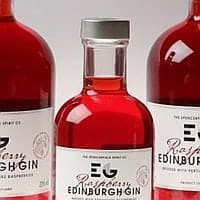 Edinburgh Gin Raspberry Liqueur by None