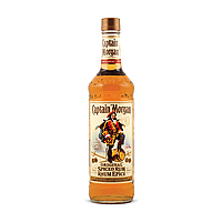 Captain Morgan Original Spiced Gold Rum by None
