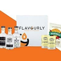 Gin Discovery Box by Flavourly