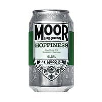 Moor Hoppiness by Moor Beer
