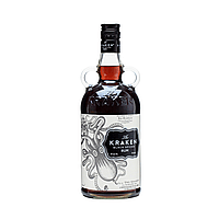 The Kraken Black Spiced Rum by None
