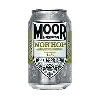 Nor'Hop by Moor Beer