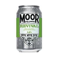 Revival by Moor Beer