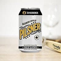 Saloon Style Pilsner by Lonerider