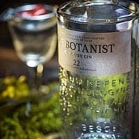 Botanist Islay Dry Gin New Style by None