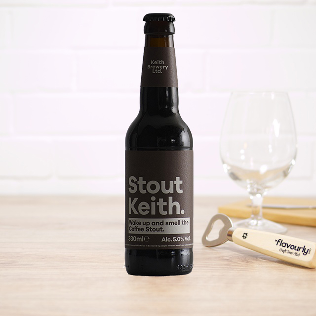 Stout Keith by Keith Brewery Ltd