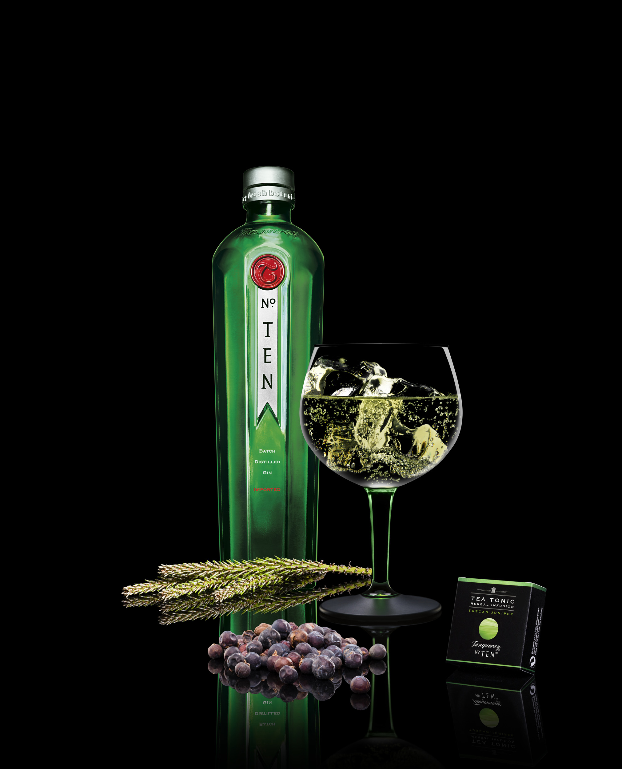 Tanqueray No. 10 Gin 70CL by None