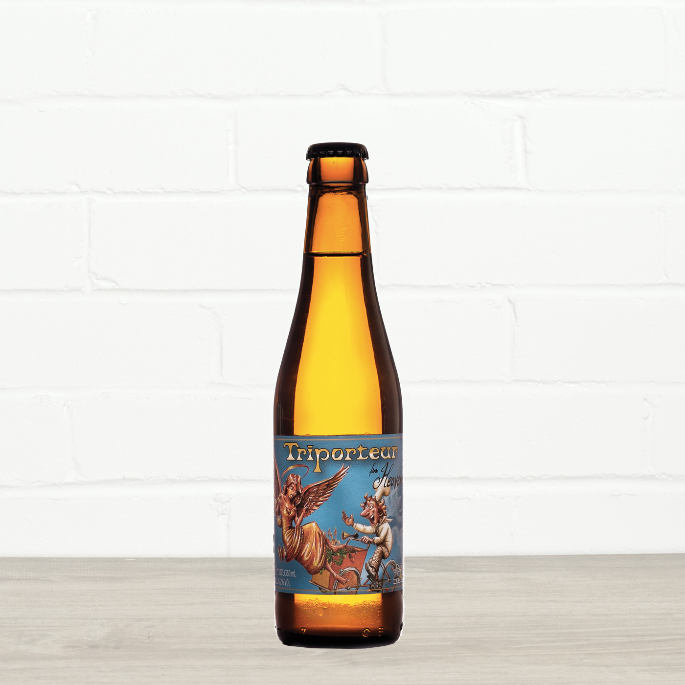 Triporteur from Heaven by BOM Brewery