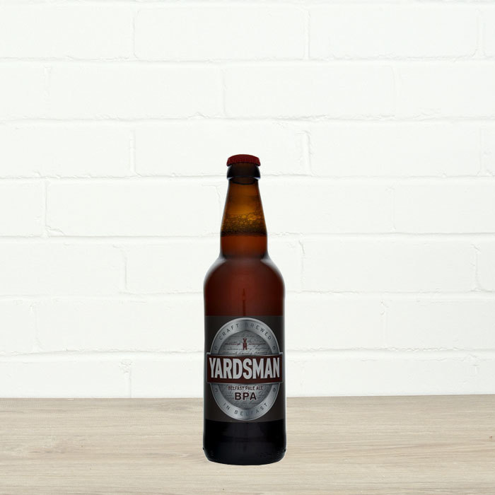 Belfast Pale Ale by Yardsman Lager